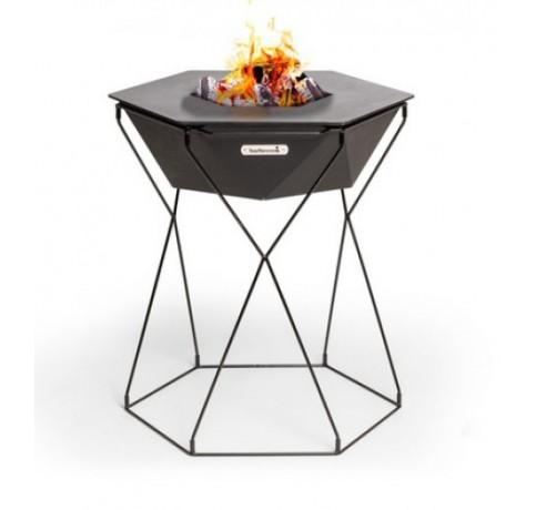RILA 2-IN-1 VUURSCHAAL BBQ BARBECOOK