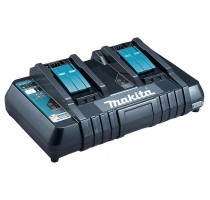 A/MAKITA Duo snellader DC18RD