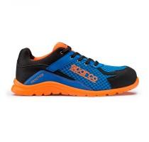 Schoen Practice Blue/Orange S1P SRCMaat 36