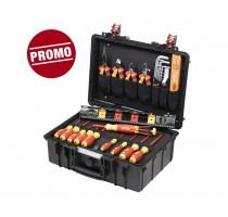 9300-70401 Tool Case Basic Set L electri