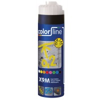 X9M Paint Marker - 500 ml - WIT