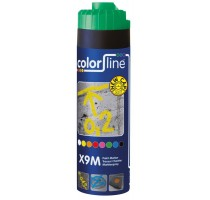 X9M Paint Marker - 500 ml - FLUO GROEN