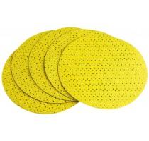 Velcro schuurpapier 25stuks Superpad P225 mm K220