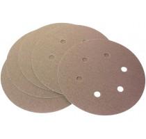 Velcro schuurpapier drywall  P 25st.225 mm K80