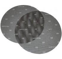 Velcro schuurgaas  225mm- K180 10stuks