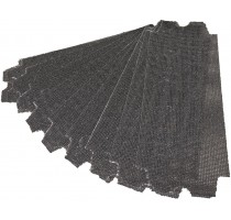 Schuurgaas K80 voor handschuurders (10st