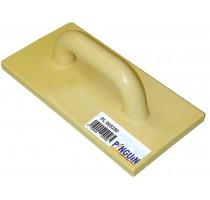 Schuurbord polyurethaan, geel 280 x 140