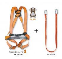 Secur-Set 5 basis beperkingsset