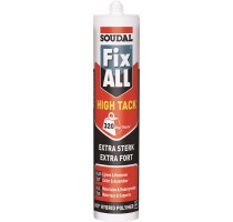 FIXALL HIGHTACK ZWART 290ML