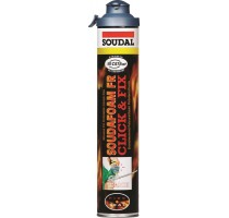 SOUDAFOAM FR CLICK & FIX 750ML