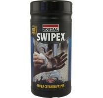 SWIPEX 80ST REINIGINGSDOEK 20X30CM