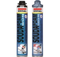 SOUDAFOAM CLICK & FIX 4-L 750ML