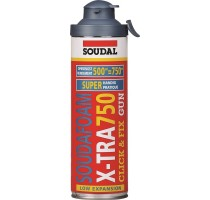SOUDAFOAM X-TRA 1K 500ML CLICK&FIX