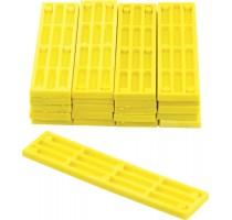 ZAK 100 PLAST SPIE BLAUW 100X20X5