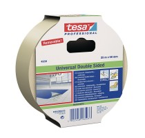 Tesafix  Universal floor laying 25m x 50mm REMOVABLE